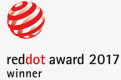 Reddot award 2017 winner